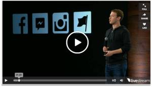 Mark Zuckerberg 2-Slide at Work - Slidologie