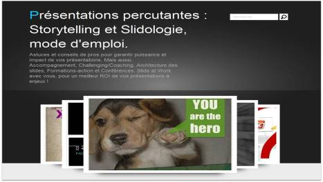 Slidologie-Liens articles-SAW